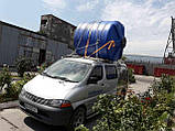 Емкость для дождевой воды Консенсус. ODS 3000 вертикальная . , фото 2