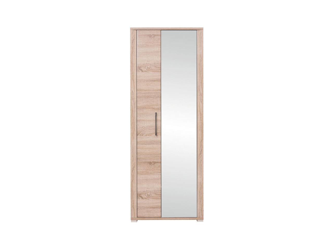 Шкаф в прихожую GO M129-REG1L1D/20/7-DSO (BRW)