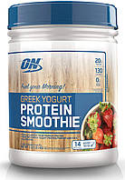 Протеин Optimum Nutrition Greek Yogurt Protein Smoothie 462 г Клубника (4384302459)