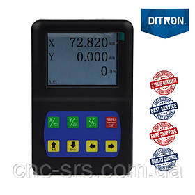 2 оси RPM TTL 5 вольт LCD дисплей  устройство цифровой индикации D50-2