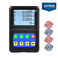 3 оси TTL 5 вольт LCD дисплей устройство цифровой индикации D50-3