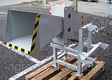 Подрібнювач гілок ДС-120Т від ВОМ трактора діаметр гілки до 120 мм