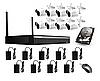 Комплект видеонаблюдения NVR (HDD 2Tb )+ 8х2MP ONVIF WIFI3608D8SF200