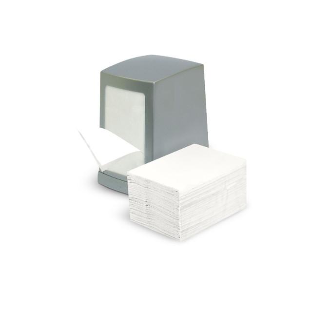 Держатель для салфеток бумажных серый