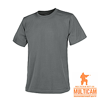 Футболка Helikon-Tex® T-Shirt - Cotton - Shadow Grey, фото 1
