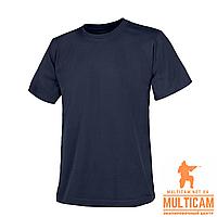 Футболка Helikon-Tex® T-Shirt - Cotton - Navy Blue, фото 1