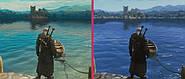 Графику The Witcher 3 вывели на новый уровень и сравнили с оригиналом — видео