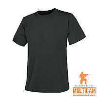 Футболка Helikon-Tex® T-Shirt - Cotton - Jungle Green, фото 1