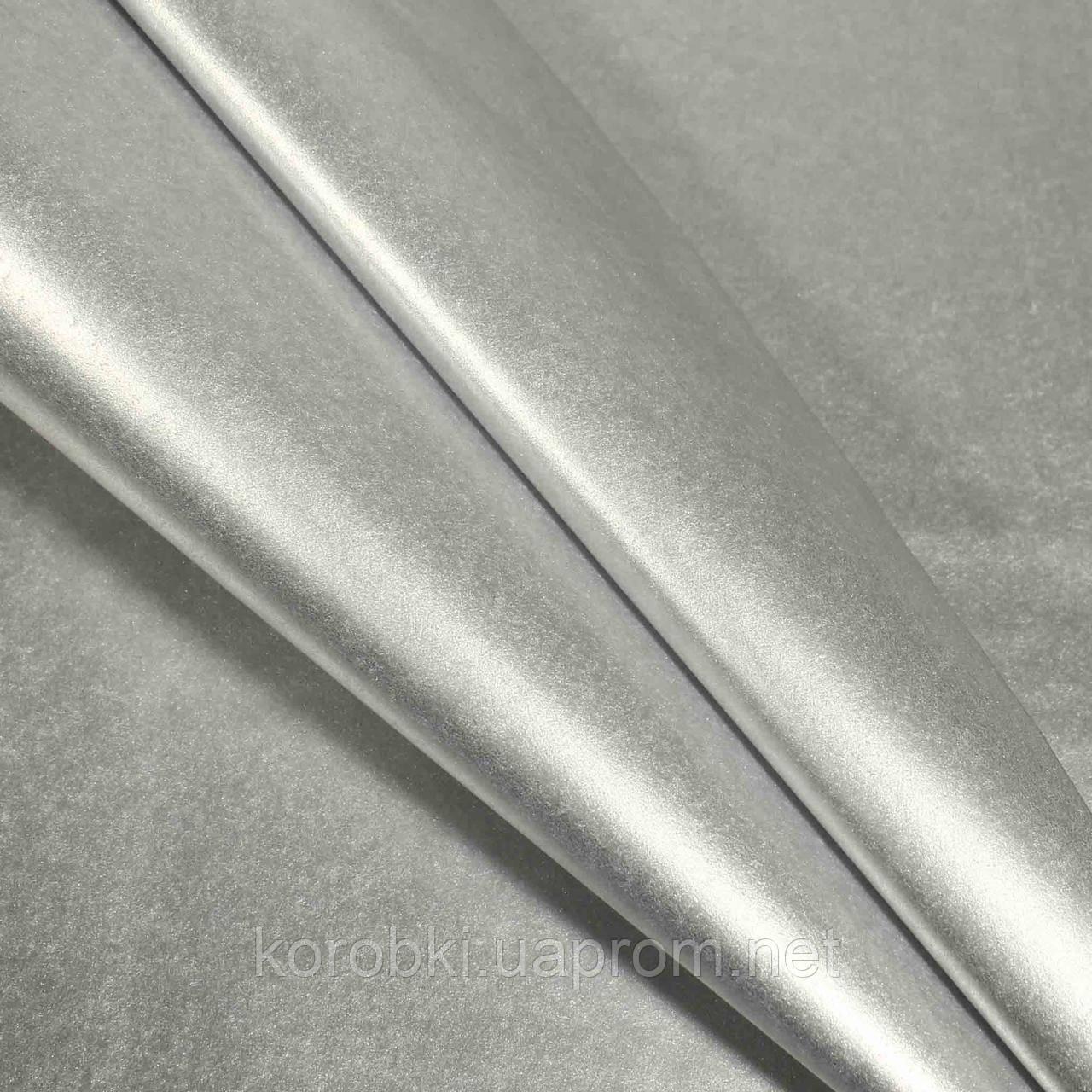 Тишью серебро (51*70 см, 100 листов)
