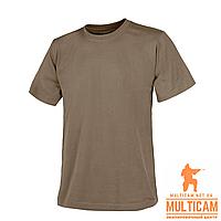 Футболка Helikon-Tex® T-Shirt - Cotton - US Brown, фото 1