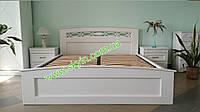 Деревяне ліжко Верона від виробника.
