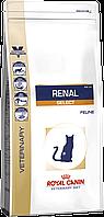 Royal Canin Renal Select Feline Диета для взрослых кошек с хронической почечной недостаточностью 4 кг