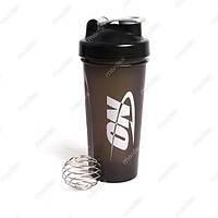Optimum Nutrition, Спортивный шейкер с венчиком Shake Bottle, 700 мл
