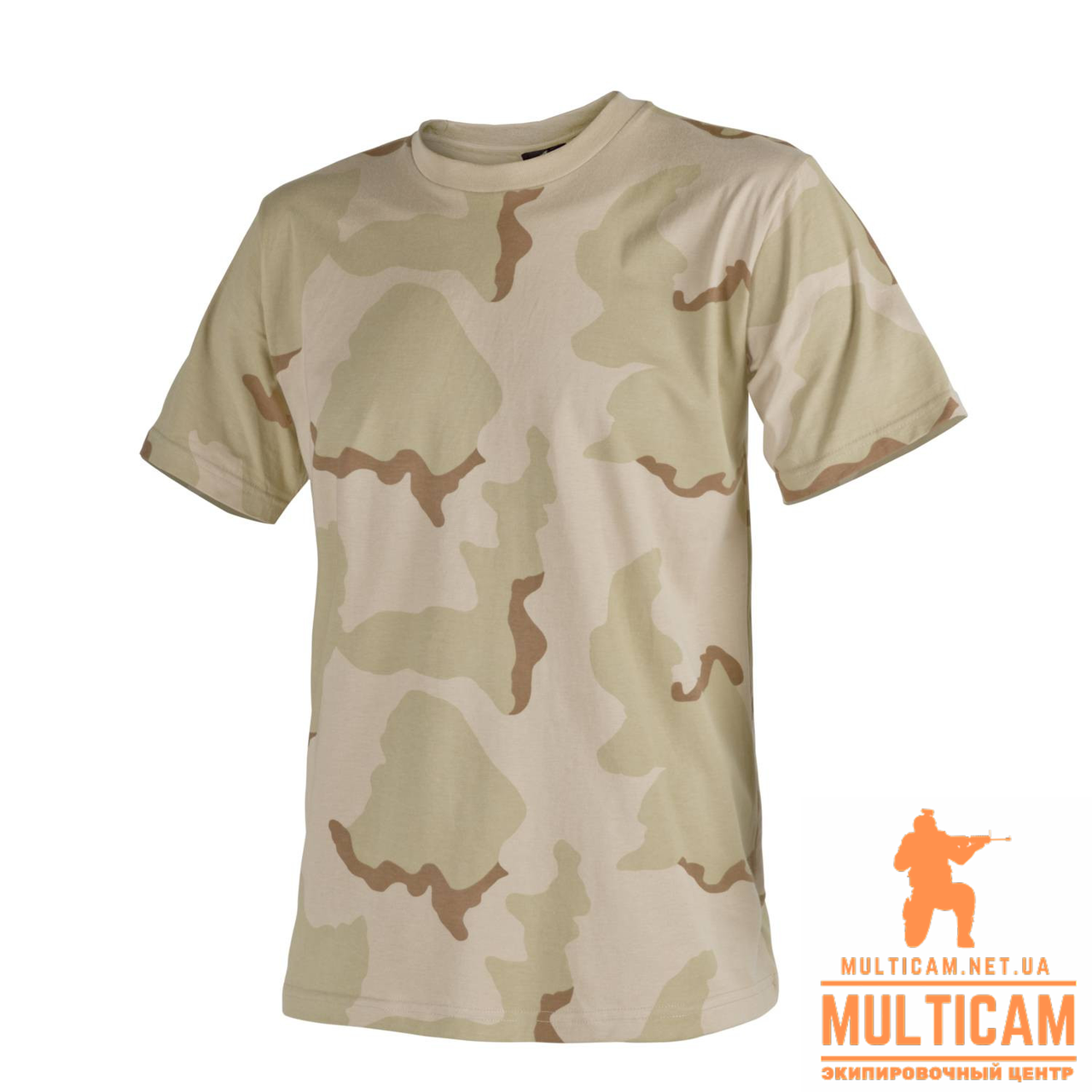 Футболка Helikon-Tex® T-Shirt - Cotton - US Desert