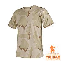 Футболка Helikon-Tex® T-Shirt - Cotton - US Desert, фото 1