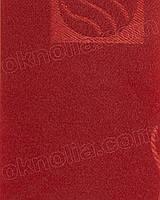Ролштора тканевая Икея 1807 красный открытая система, 400*1650 мм
