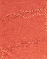 Ролштора на окна тканевая Икея 2095 красный открытая система, 400*1650 мм