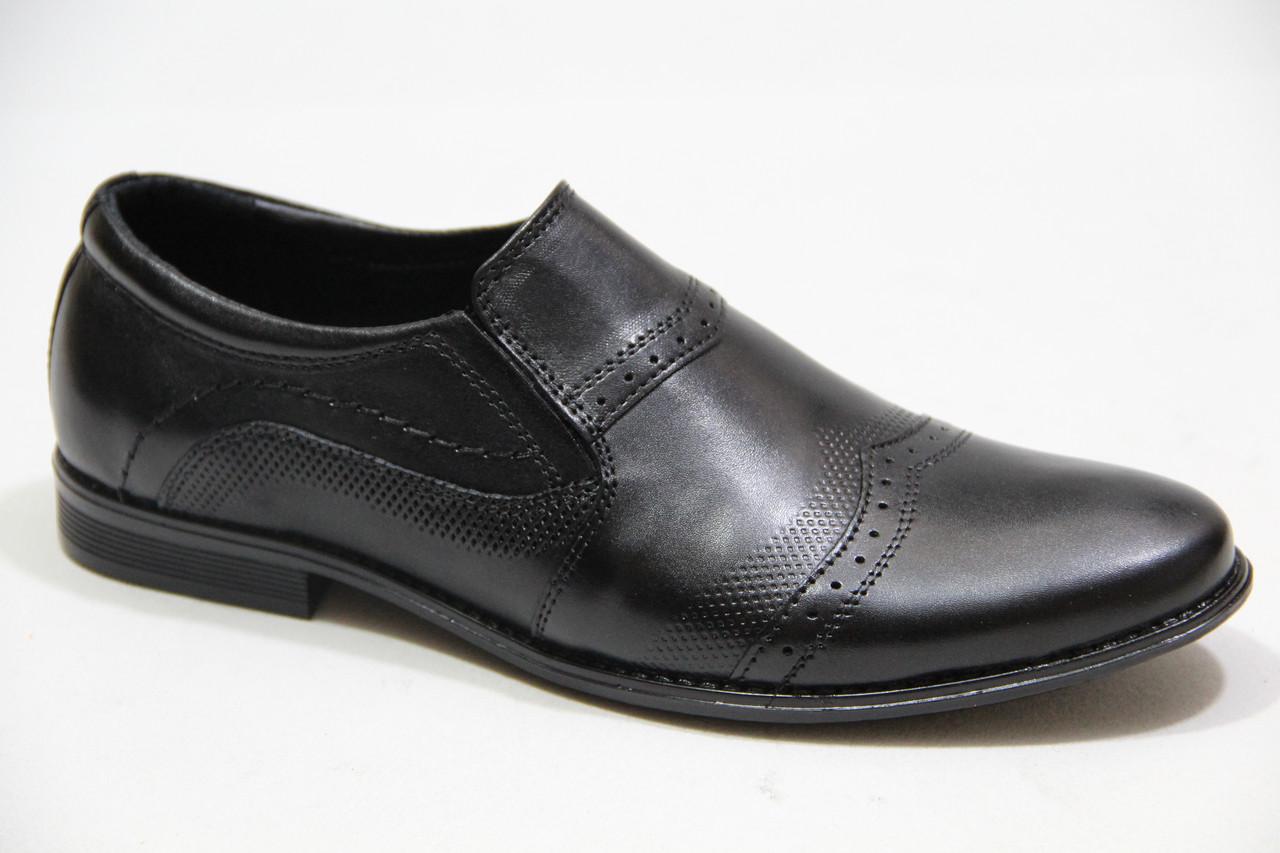 Мужские туфли из натуральной кожи Sart 809