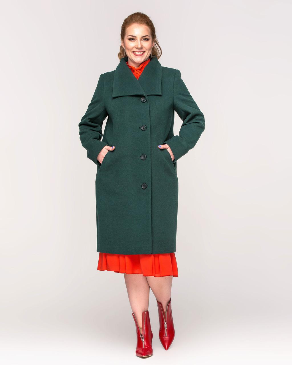 Женское пальто с 52 по 64 р. Весна 2020р