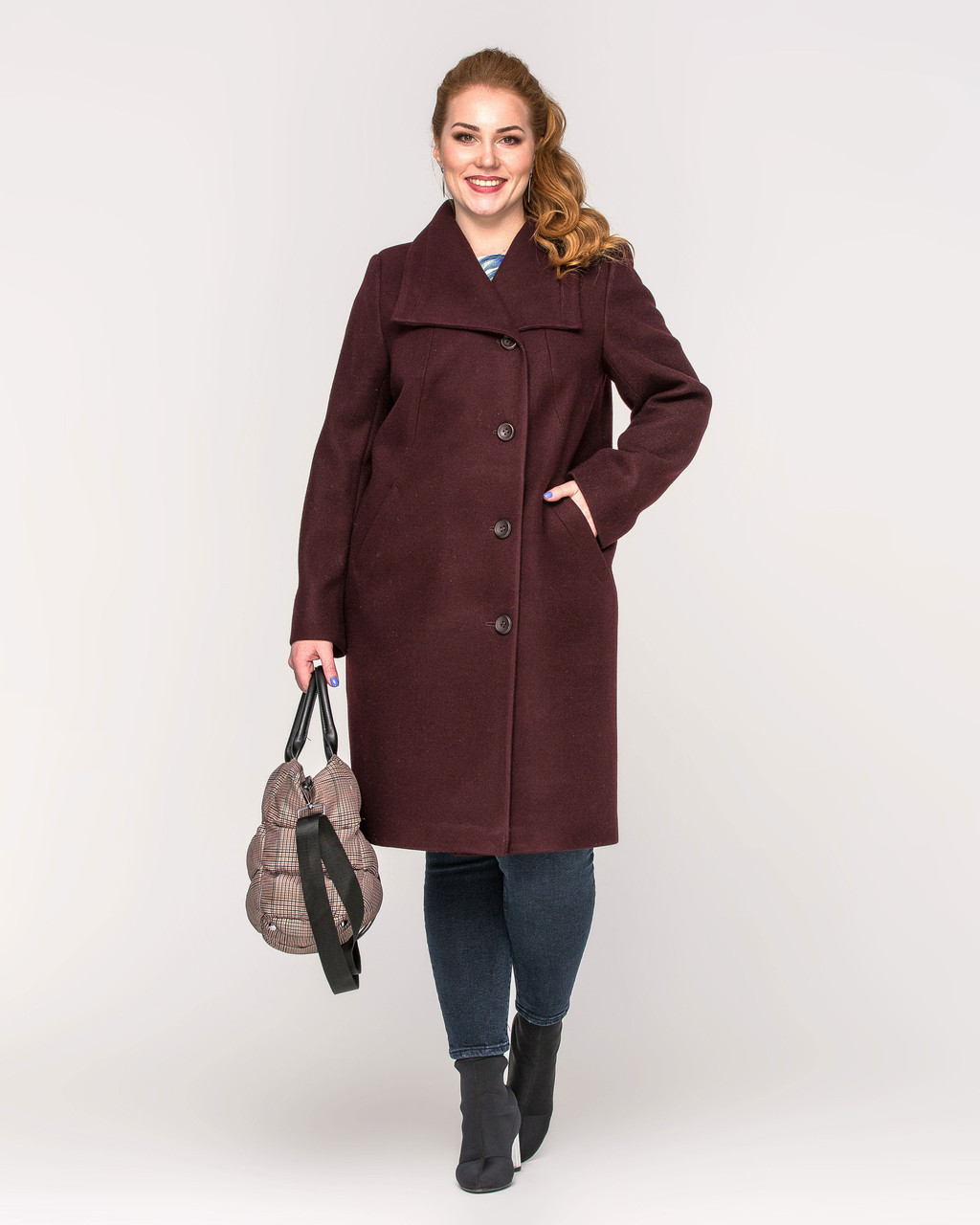 Пальто жіноче з 52 по 64 р. Весна 2020