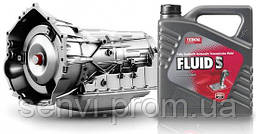 Teboil Fluid S для АКПП. Широкое применение, лучшая цена
