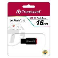 Флеш-драйв transcend jetflash 310 16 gb