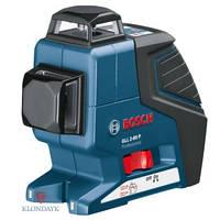 Лазерный нивелир Bosch Gll 2-80 P + BM1+RL2 в L-Box