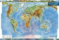 Современные настенные карты