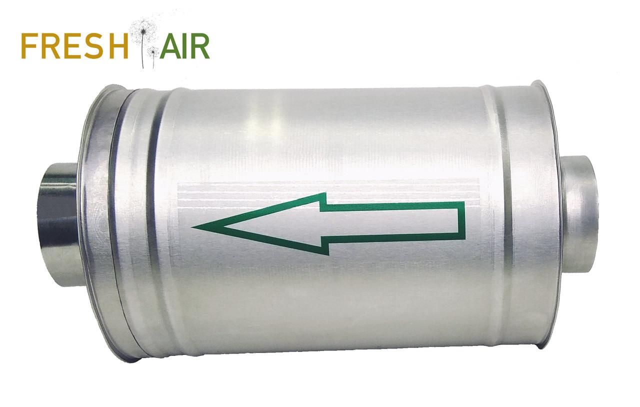 Фильтр угольный Fresh Air П 100/180(160-240) м3/час.