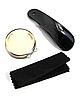 Подарочный набор для чистки обуви в футляре (12х10х4,5 см)