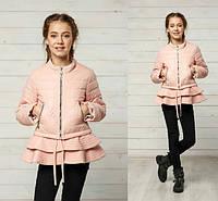 Демисезонная одежда для  девоч...