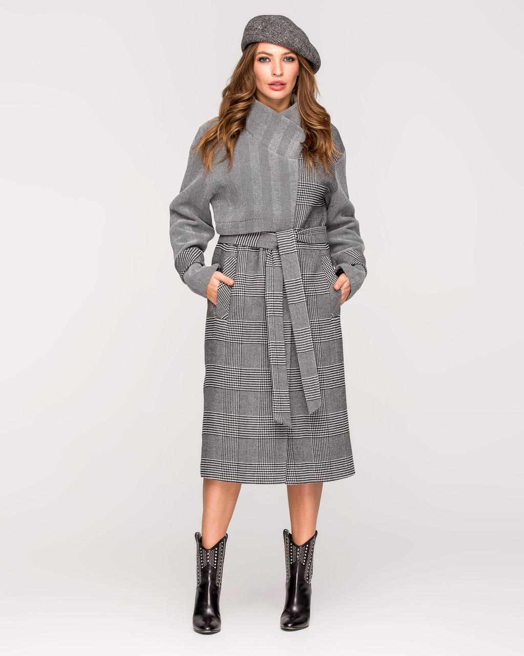 Модное пальто весна 2020  с 48 по 60 размер