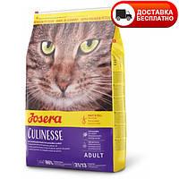 Josera culinesse сухой корм для взрослых кошек с лососем - 10 кг, фото 1