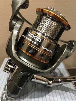 Катушка Fishing ROI BORA PLUS, 3 bb