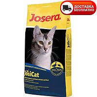 Josera JosiCat (Йозера) сухой корм для взрослых кошек, утка и рыба - 10 кг, фото 1