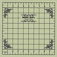 Коврик для резки Morn Sun 110 x 110 x 6 мм