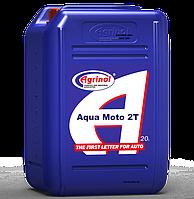 Масло Agrinol Aqua moto 2T кан. 20л