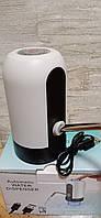 Электрическая помпа для питьевой воды Charging Pump C50, электропомпа на бутыль с водой SS304