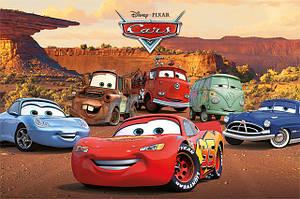 Тачки (Disney Pixar Cars)