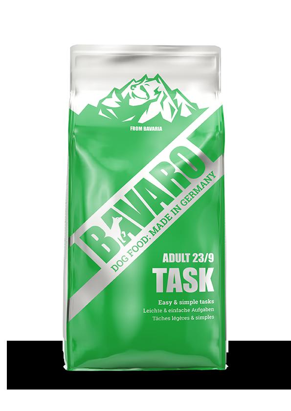 Сухой корм для взрослых собак всех пород BAVARO Task 23/9 18 кг
