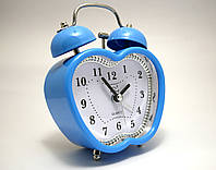 """Настольные часы будильник """"Bo"""" Apple синие (классика жанра), фото 1"""