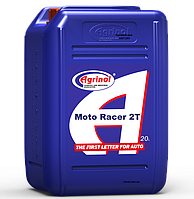 Масло Agrinol Moto raсer 2T кан. 20л