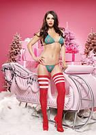 Секси комплект Новогодняя Конфетка