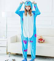 Пижама костюм Салли кигуруми для взрослых