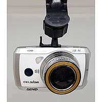 Видеорегистратор Celsior DVR CS-219 Wi-Fi (White)