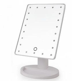 Зеркало с подсветкой для макияжа / Large Led Mirror