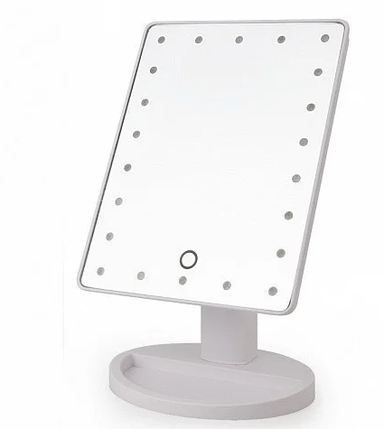 Зеркало с подсветкой для макияжа / Large Led Mirror, фото 2