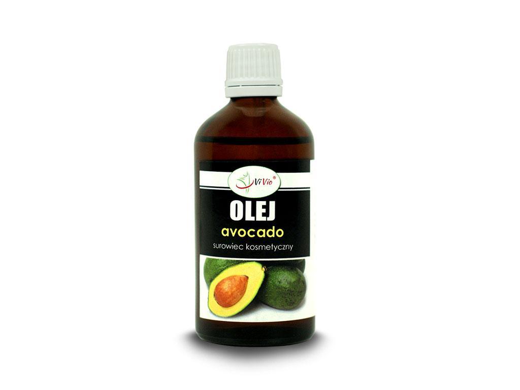 Косметична олія авокадо 100мл (рафінована), Vivio