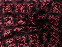 Дайвинг Принт Калейдоскоп на черном, фото 1