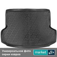 Коврик в багажник для Volkswagen Passat 2005-2010 из Термоэластопласта (L.Locker)